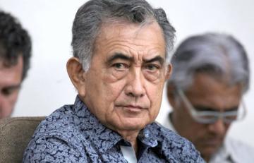 Actualite Actualite Le leader indépendantiste tahitien Oscar Temaru en Corse pour préparer la présidentielle