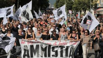 """Actualite Actualite Corse. Manifestation pour la libération des """"prisonniers politiques"""""""