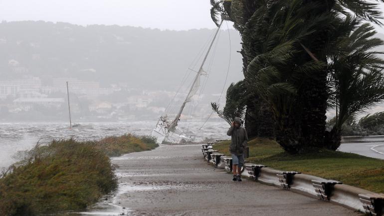 Actualite Actualite Intempéries : la Corse rétrogradée en alerte orange