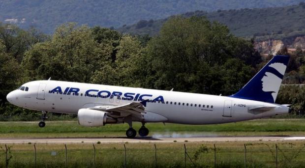 Actualite Actualite Air Corsica soumet son plan de vol à l'approbation des salariés