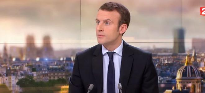 Actualite Actualite Emmanuel Macron : comment il finance sa campagne présidentielle