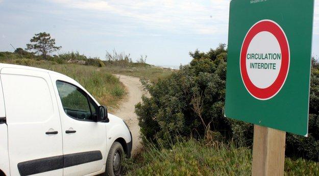 Actualite Actualite Les sentiers des zones protégées mis sous surveillance