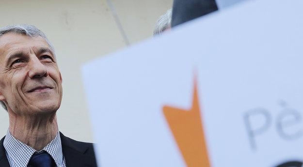 """Actualite Actualite Michel Castellani : """"L'enjeu n'est pas de savoir s'il faut une majorité à Macron"""""""