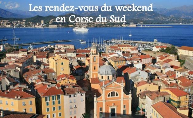 Actualite Actualite Les rendez-vous du week-end en Corse-du-Sud : Nos idées de sortie