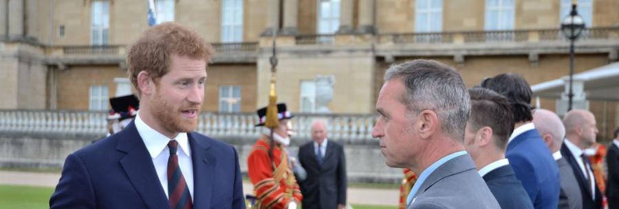 Actualite Actualite Le Prince Harry a souffert de crises de panique après la mort de Diana