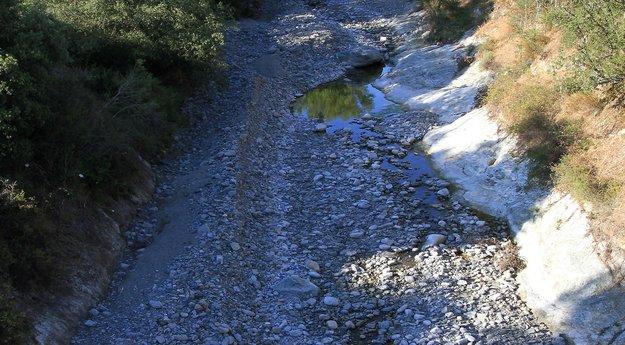 Actualite Actualite La Corse s'enfonce dans la sécheresse