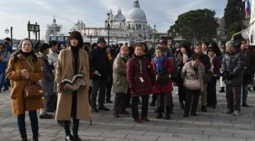 Actualite Actualite L'Europe veut séduire les touristes chinois